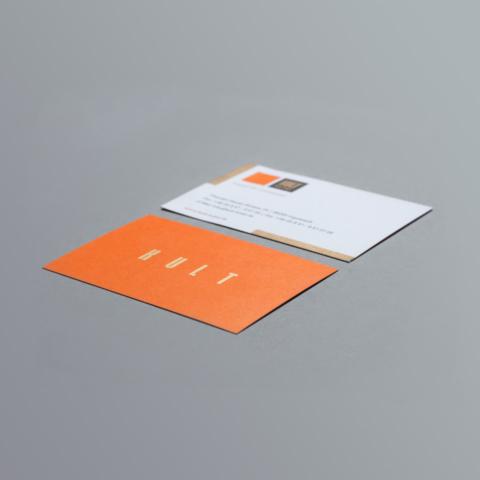 kult hotel buntestun visitenkarte