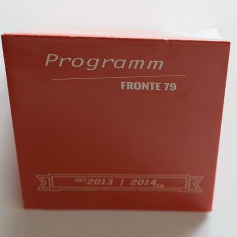 fronte79 buntestun programm