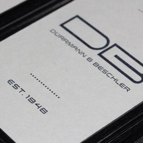 db raumausstattung visitenkarte ansicht logo